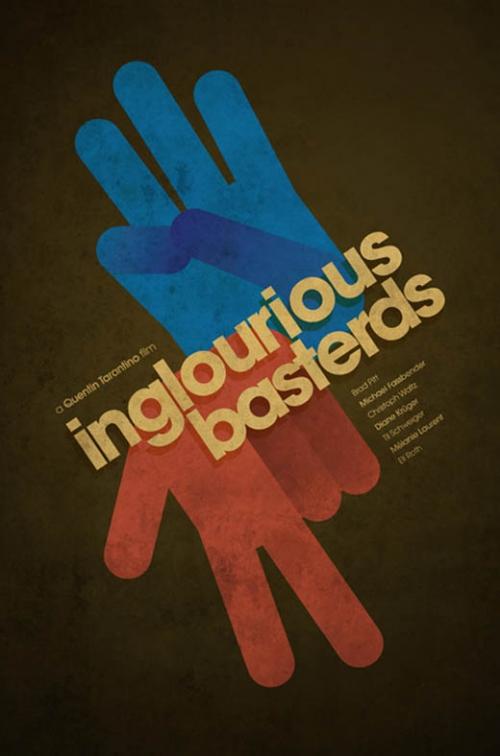Inglourious Basterds - Poster 2